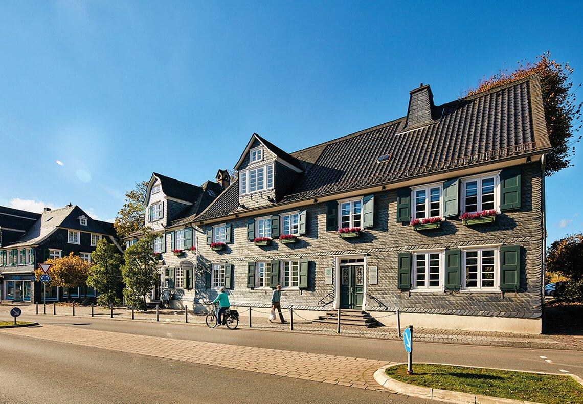 Ein Haus in Wemelskirchen.